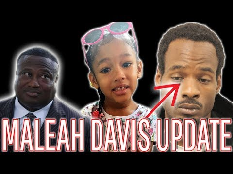 Maleah Davis: Everything Discovered After Derion Vence's Confession