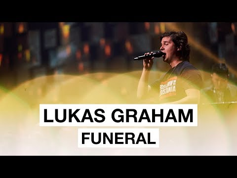 Lukas Graham - Funeral | The 2017 Nobel Peace Prize Concert