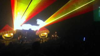 Infected Mushroom Live @ The Canopy Club - Serve My Thirst