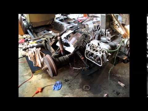 69 VW valve adjustment