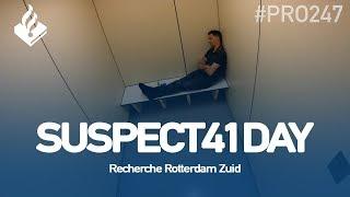 Politie #PRO247 #Suspect41day - Recherche Rotterdam Zuid