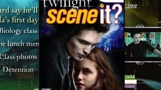 Scene It?: Twilight (Wii) - Darkness Reviews