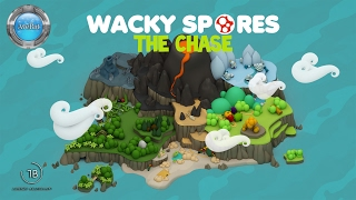 Wacky Spores The Chase Gameplay 60fps