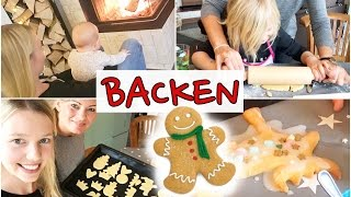 In der Weihnachtsbäckerei! | Bunte Kekse | Pauline mag Fische | Isabeau