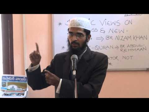 Concept Of Salvation In Christianity (Whatever You Do You Will Be Saved) Br. Nizam A. Khan