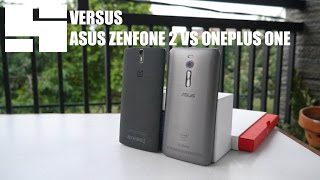 ASUS Zenfone 2 vs OnePlus One Indonesia
