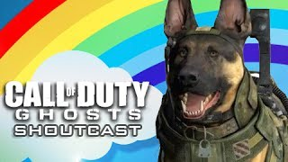 COD GHOSTS Shoutcast - Red River! - Episode 74 (CodCasting)