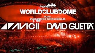 Avicii & David Guetta @ BigCityBeats WORLD CLUB DOME 2015
