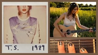 ♥ Blank Space - Taylor Swift Guitar Lesson ♥