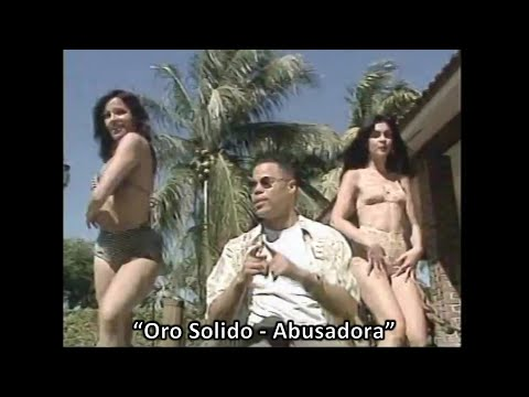 Oro Solido – Abusadora [OFFICIAL MUSIC VIDEO HD] Audio Original Merengue