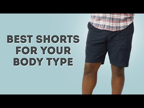 How to Find the Best Shorts for Your Style & Body Type