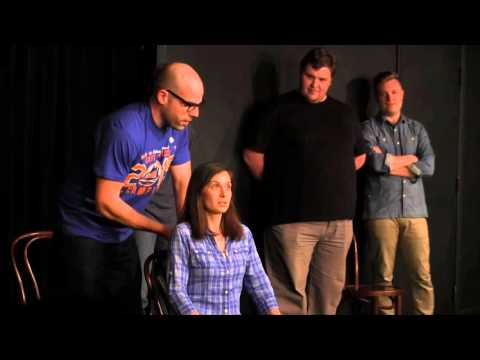 Slamball - UCB NY Cagematch - October 8, 2015