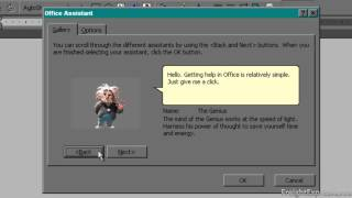 Microsoft Office 2000 Office Assistants