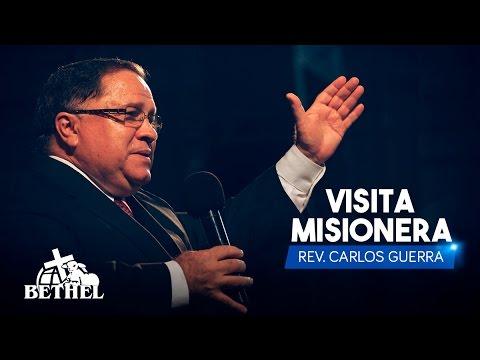 EL PODER DE LA PALABRA l REV. CARLOS GUERRA l BETHEL TELEVISIÓN