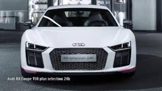 Audi R8 Coupe V10 Plus Selection 24h 2016 Videos