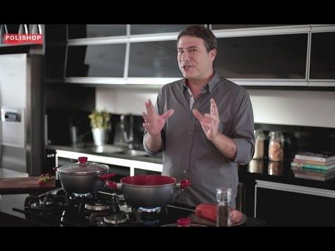 Panelas Flavorstone | Polishop - Vídeo Completo