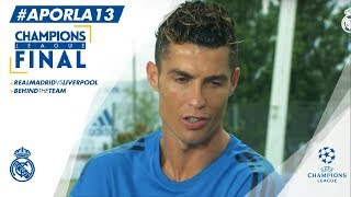 Real Madrid PLAYERS MESSAGES before Champions League Final