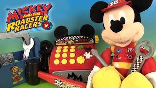 Mickey Mouse Caisse Enregistreuse Roadster Racers Boîtes à Outils
