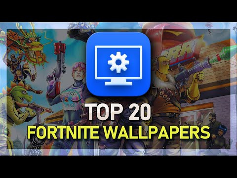 Top 20 Fortnite Animated Wallpapers - Wallpaper Engine - 2019