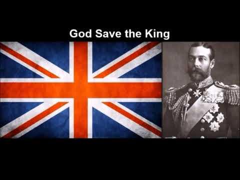British Anthem in