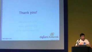 Mark Spencer (Keynote at Asterisk-Tag.org) - 3/5