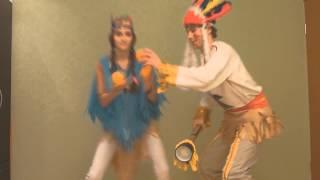 Ритуалы Индейцев, Жонгляж)))))))))))