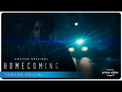 Homecoming, nueva temporada - Tráiler oficial   Amazon Prime Video