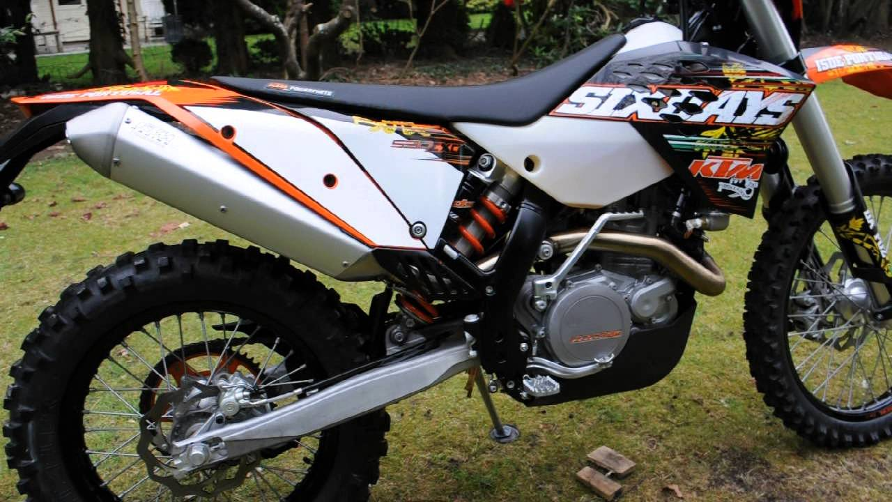2010 Ktm 530 Xc W Six Days Wiring Diagram