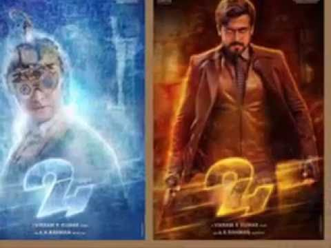 24 Tamil Hindi Dubbed Time Story 2016 Fan...