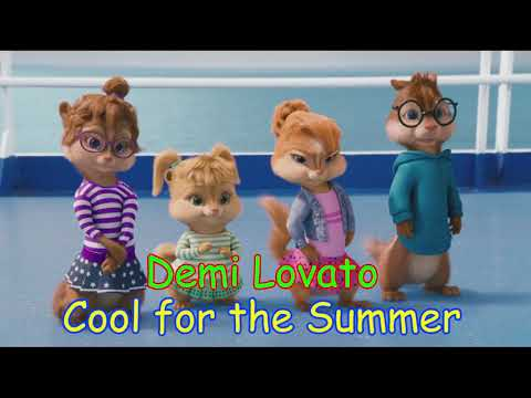 As Esquiletes - Cool for the Summer  Demi Lovato