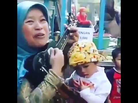 Lagu secawan madu|ft.Ibu Sri