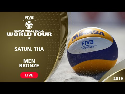 Satun 1-Star 2019 - Men Bronze Medal Match - Beach ...