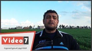 بالفيديو.. مجنون أحمد شيبه لمتداولى صوره على فيس بوك: «أسيادنا راضيين عليكم»