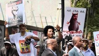 Eritrean Demonstration New York
