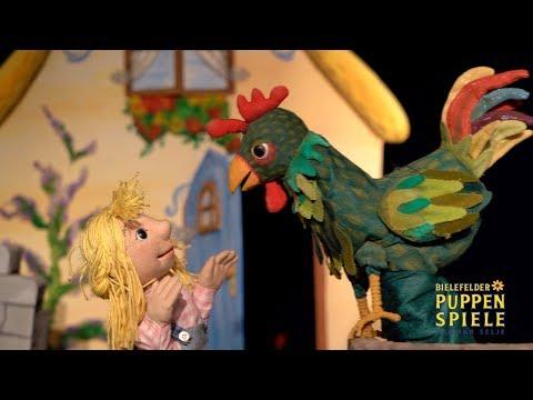 Bielefelder Puppenspiele - Dagmar Selje - Imagefilm zum 70. Jubiläum - 4K