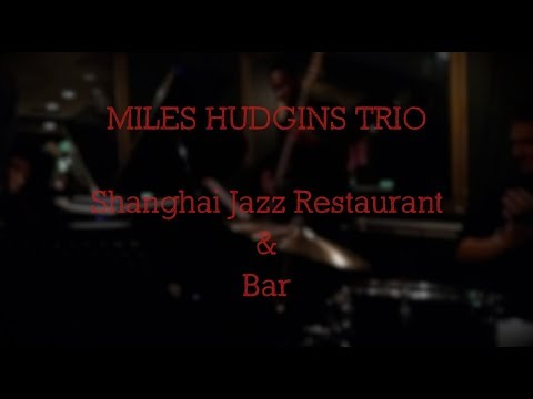 Miles Hudgins Trio  Papa was a rolling stone