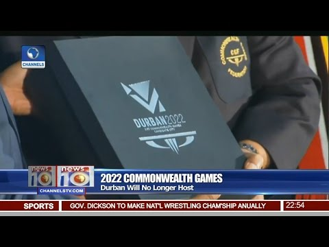 News@10: Durban Will No Longer Host 2022 Commonwealth Games 13/03/17 Pt 4
