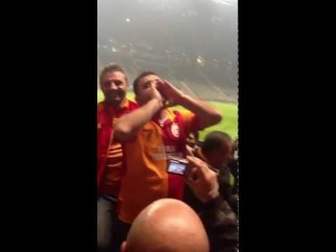 Portakal Soyulurmu (FB) Braga - Galatasaray