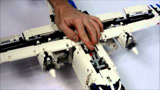 LEGO Technic 42025: Вантажний літак