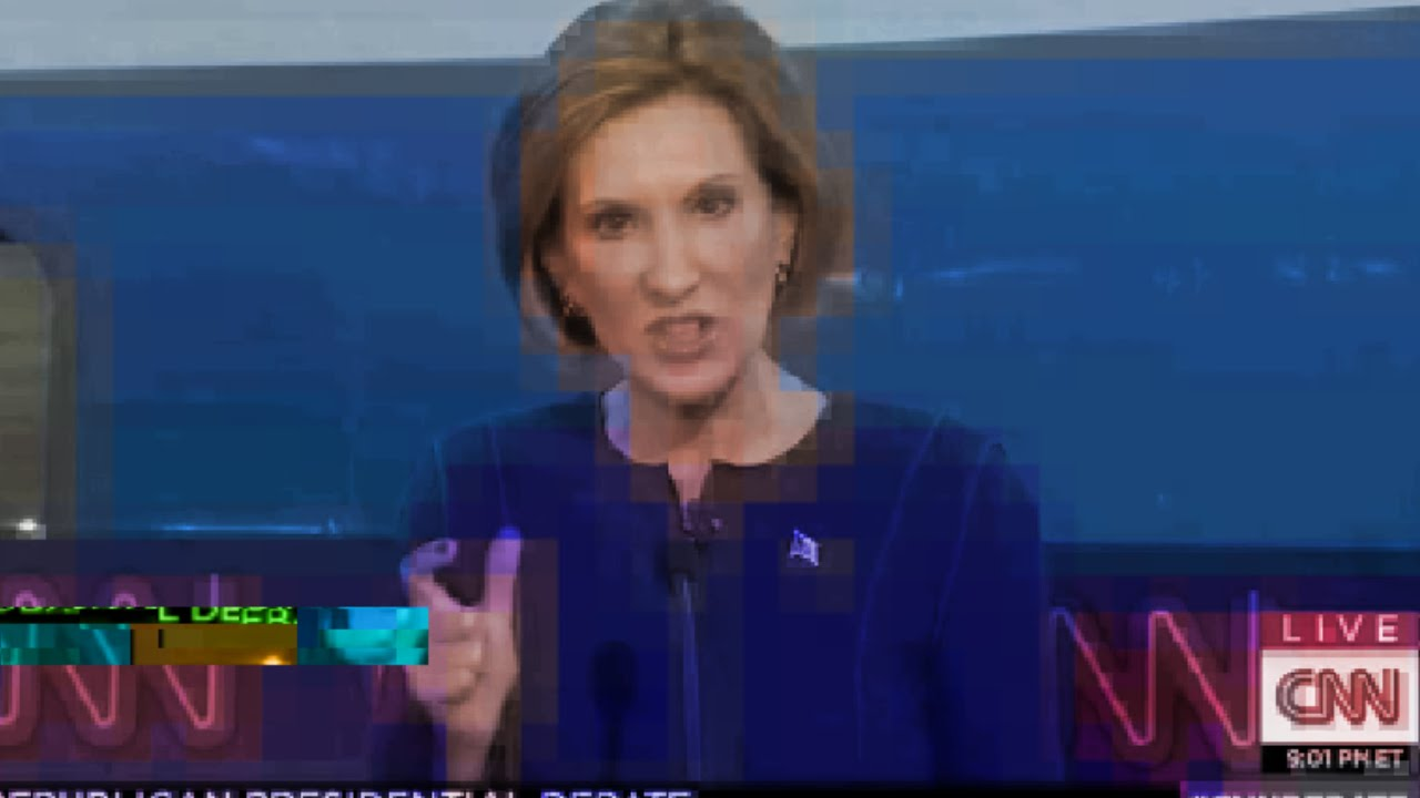 Carly Fiorina Gop Debate Highlight Let The Bodies Hit