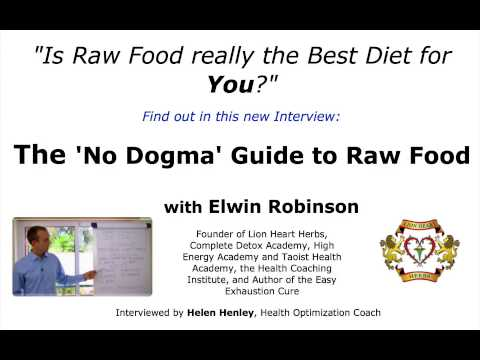 100% Raw Food, all the time, is it really Right for You?