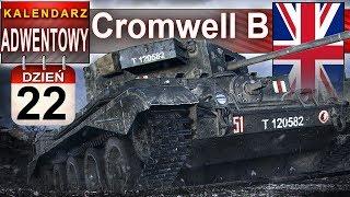 Cromwell B - niepozorny ale wariat :) - World of Tanks