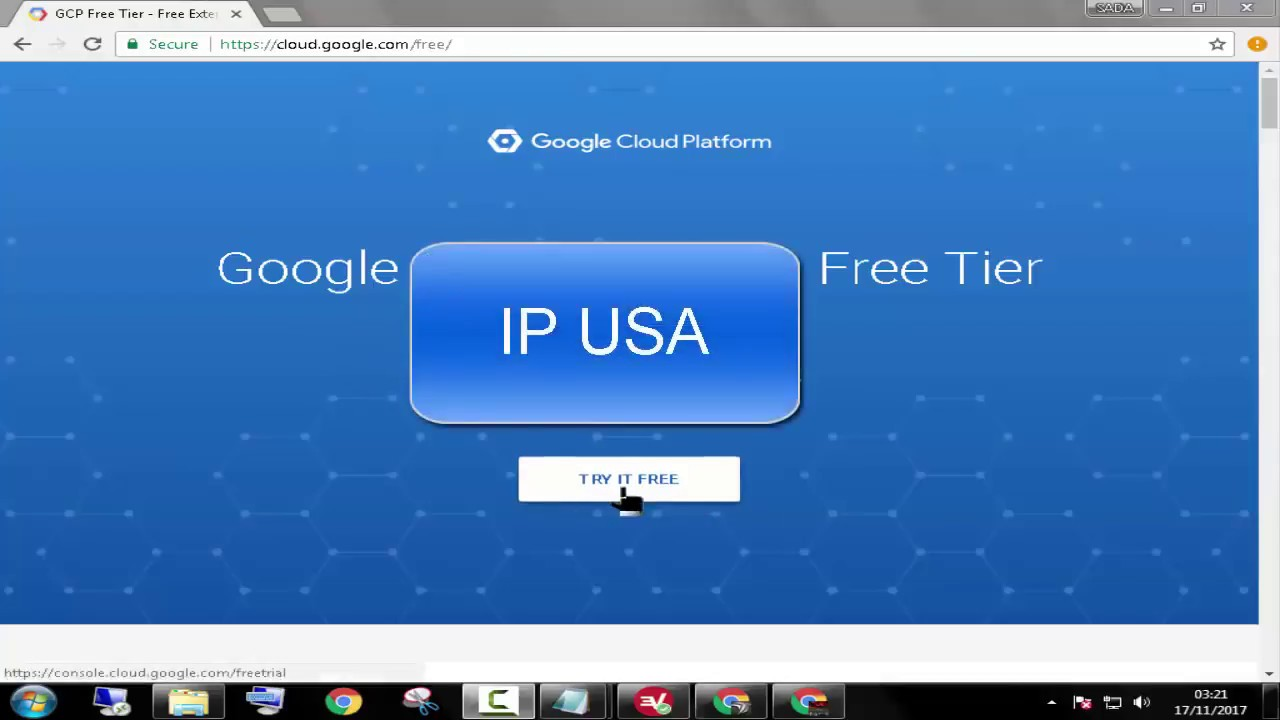 How to Get Free Google Cloud RDP 2018