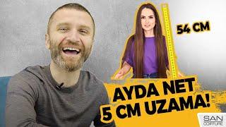 SAÇ UZATMA DEFTERİ KAPANMIŞTIR! |  @Gamze Nur Köse | Bir Ayda 5 cm!