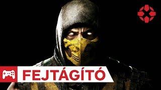 Mortal Kombat - Scorpion eredettörténete