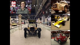 Journal TV du 07/02/2019 en direct du Salon Rétromobile 2019