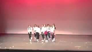 高雷中學2014-2015結業禮舞蹈社表演PART 1