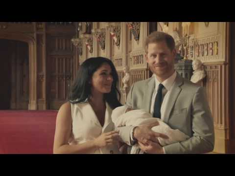 The Sussex royal family's visit to SA