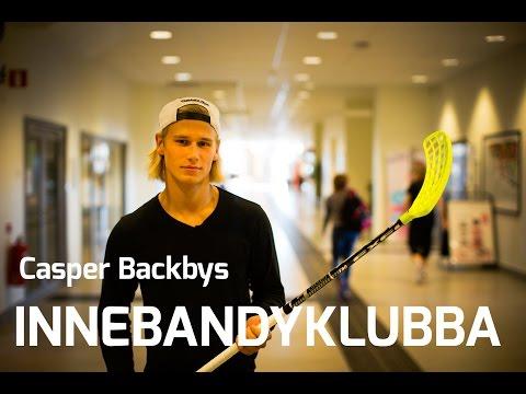 Casper Backbys Innebandyklubba.