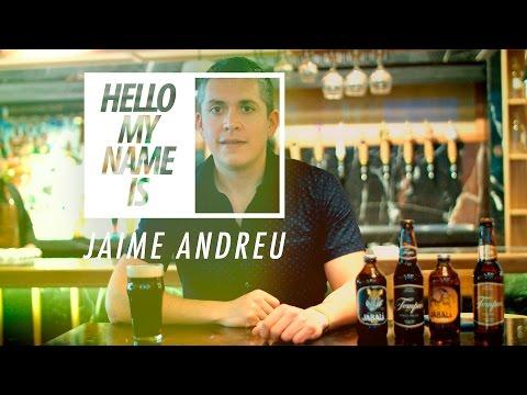 Jaime Aundreu FIEBRE DE MALTA Hello My Name Is